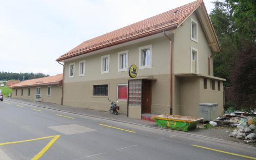 Immeuble avec cabaret – dancing La Chaux-de-Fonds