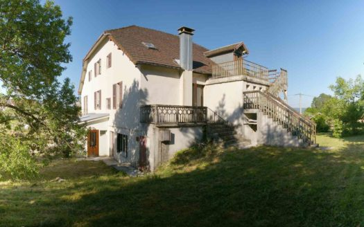 Maison de maitre à Champsigna en France